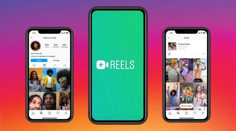 Reels, le nouveau format d'Instagram