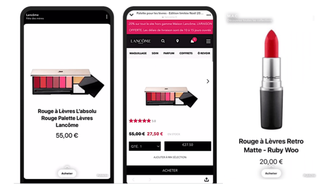 Snapchat Dynamic Product Ads